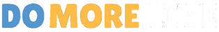 DOMORE.LIVE – Crowdfunding & Fundraising Sticky Logo